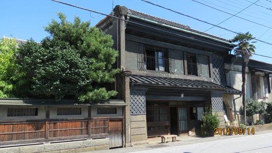 Odawara Itabashi Uchino-tei: 内野邸外観