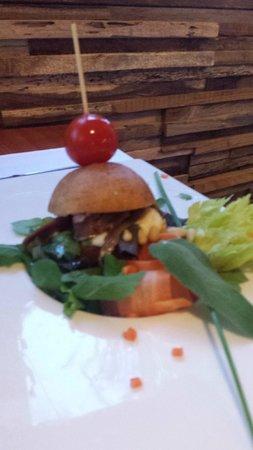 La Taverna del Farneto: Club sandwich