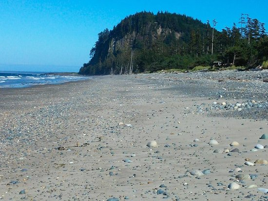 Naikoon-Agate Beach & Misty Meadows Provincial Park