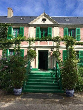 Girasoli foto di casa e giardini di claude monet - Giardini di casa ...