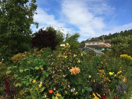 Fiori foto di casa e giardini di claude monet giverny - Giardini di casa ...