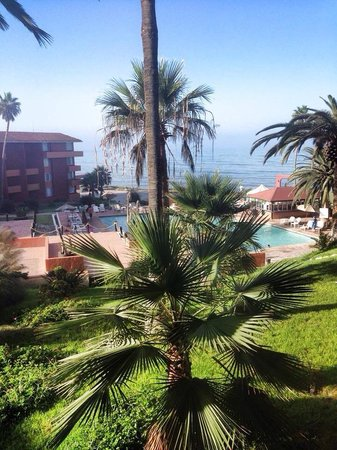 Puerto Nuevo Baja Hotel & Villas: Vista al mar