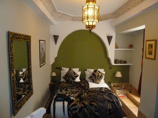 Riad de la Belle Epoque : My bedroom