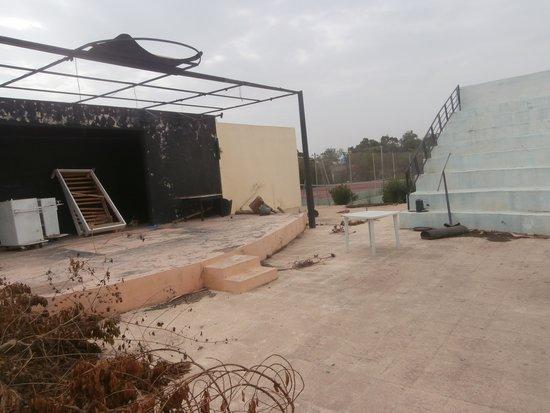 Caribbean World Hammamet Garden: amphi 08/2014