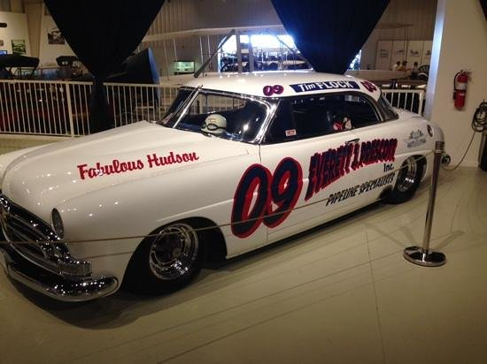 Owls Head Transportation Museum : Tim Flock's Hudson