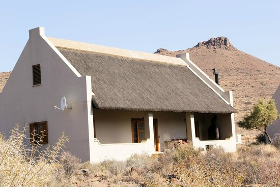 Karoo National Park Unterkunfte: A typical cottage