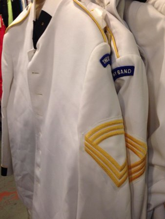 Marine Specialties: Dress whites