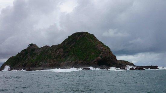 Corcovado Adventures Tent Camp: isla