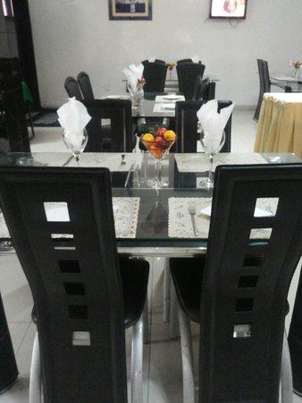 Lekki Oxford Hotel: Restaurant