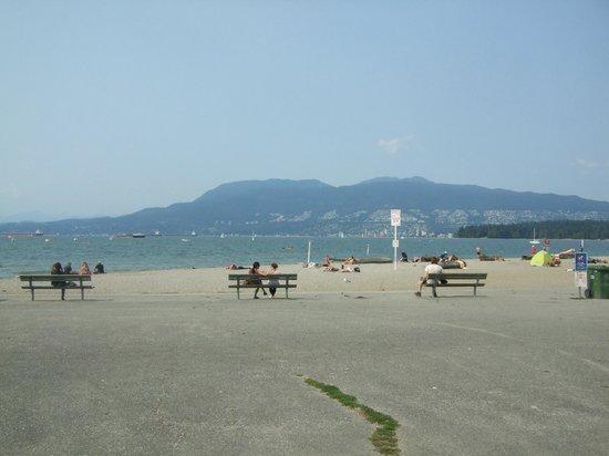 Kitsilano (Kits) Beach: Kits beach