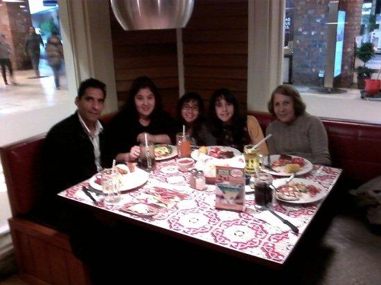 Chili's: Celebrando el cumpleaños de Jennifer