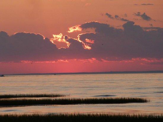 Paine's Creek: Sunset