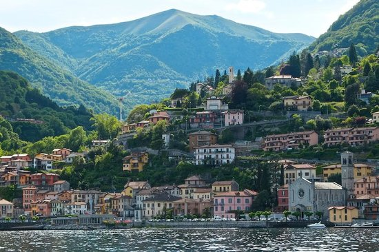 Lake Como: Circumnavigating Como: Afternoon in Argeno