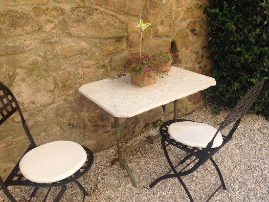 Relais Villa Belpoggio: Very thoughtful details