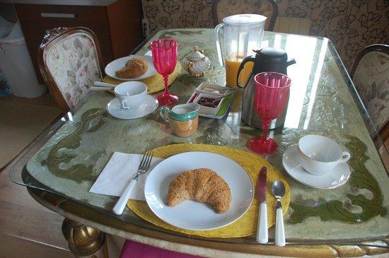 Casa de Billy Barcelona: Breakfast.