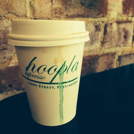 Hoopla Espresso: Coffee