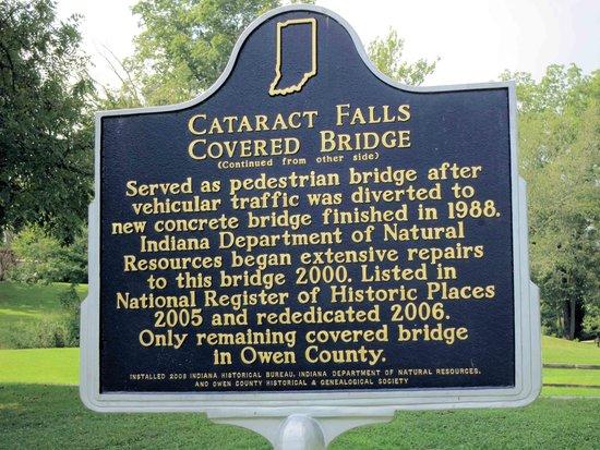 Indiana: Covered Bridge
