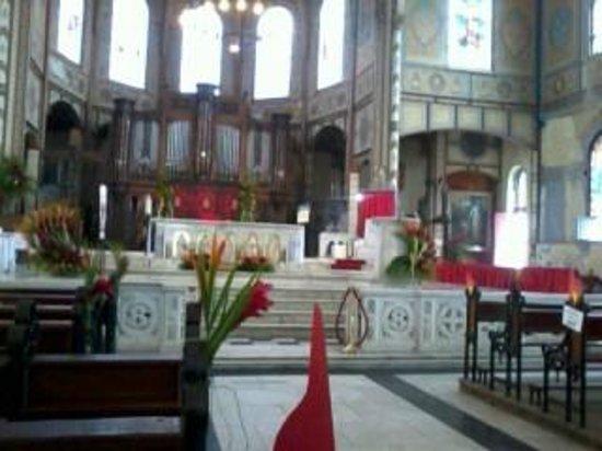 St. Louis Cathedral : Très jolie...