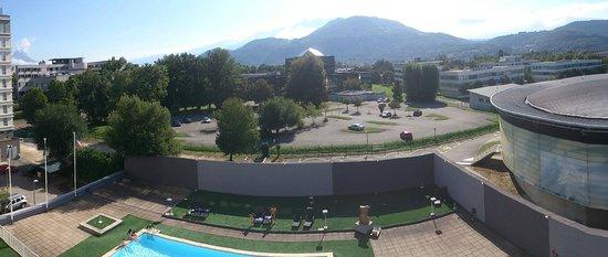 Appart'City Confort Grenoble Alpexpo: la vue ..