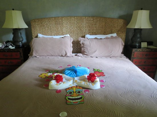 Hermosa Cove, Villa Resort & Suites : Our bedroom