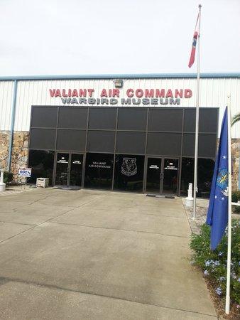Valiant Air Command Warbird Museum : Tveka inte du har kommit rätt