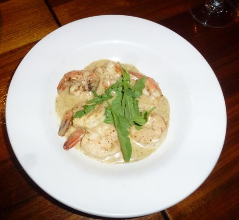 Fiamo Italian Kitchen : Shrimp in a Cream Sauce