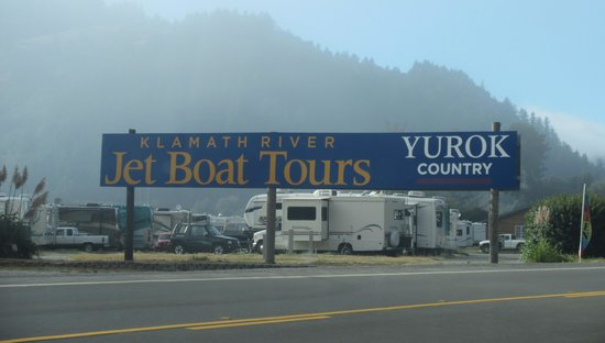 Klamath River Jet Boat Tours, South Klamath, Ca