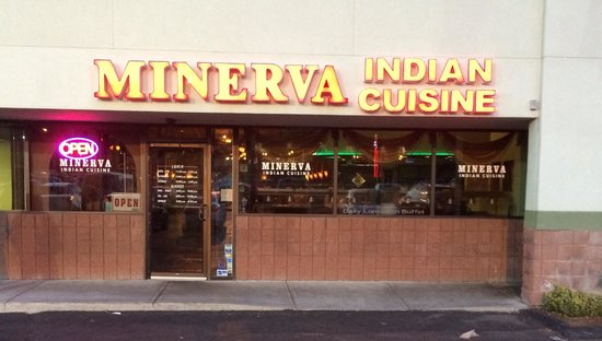 Minerva Indian Cuisine
