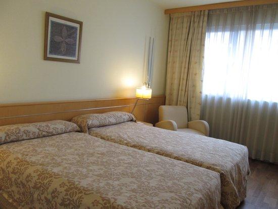 Eurohotel Diagonal Port : 部屋