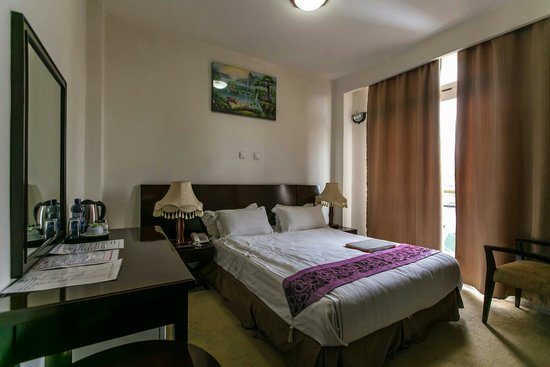 Ag Palace Hotel: A good price and good quality hotel.