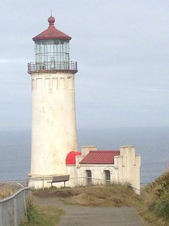 Adrift Hotel and Spa: nearby Cape Disappointment State Park is amazing