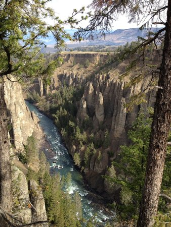 "Yellowstone Park Hotel: ""Best park access"""