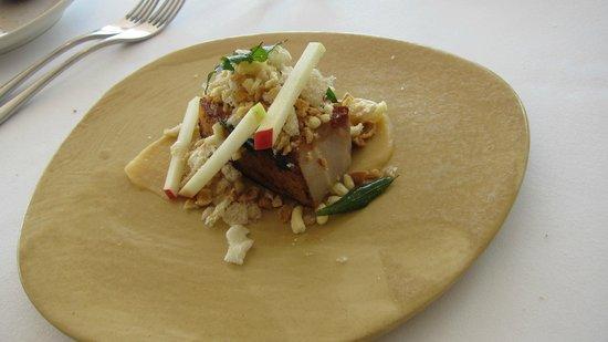 ARIA Restaurant : Kurobuta pork belly