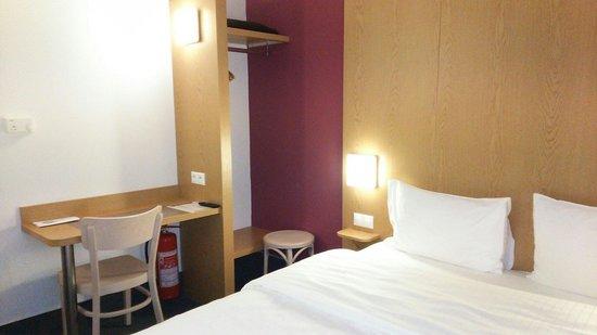B&B Hotel Prague City: room