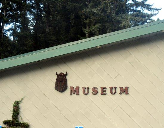 End of the Trail Museum, Klamath, Ca