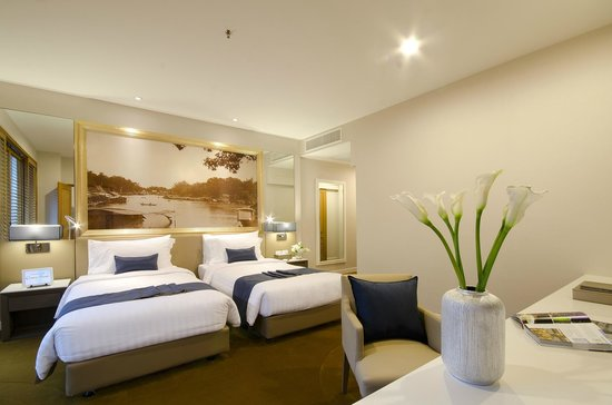 One Bedroom Suite Picture Of Grande Centre Point Hotel Ploenchit