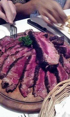 JP French Restaurant: Cote de boeuf