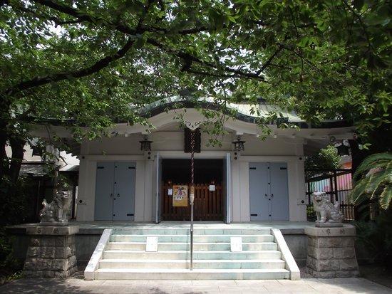 Mitsu Hachimangu Shrine