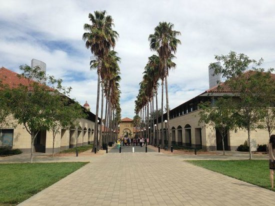 Stanford University: Fun tour!