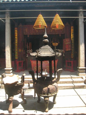 Pek Tai Temple: Pek Tai (Beidi Temple) in Macau