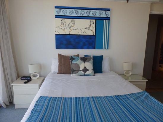 Sunbird Beach Resort Main Beach: Main bedroom