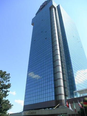 The Ritz-Carlton, Istanbul: ホテル外観