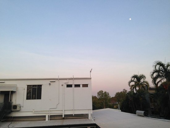 Capricornia Motel: Darwin landscape