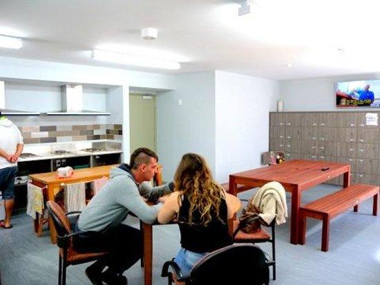 Dining room at Small Kiwi House