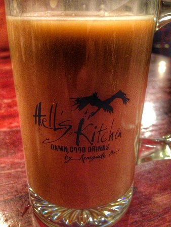 Delicious Coffee Cocktail Picture Of Hell S Kitchen