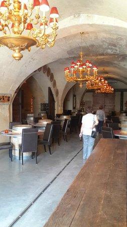 Bistrot Mogador : Indoor dining-room