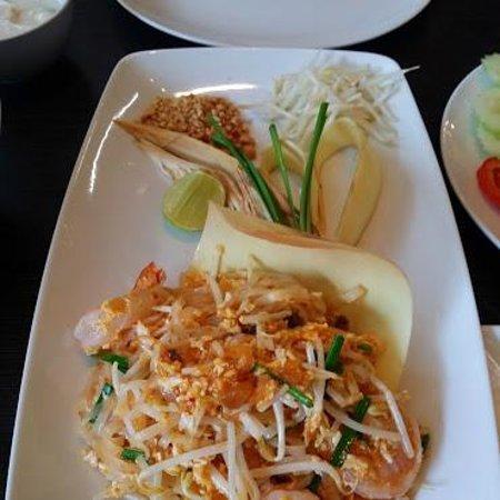 Joe Louis Thai Restaurant: Pad Thai - yummy yummy