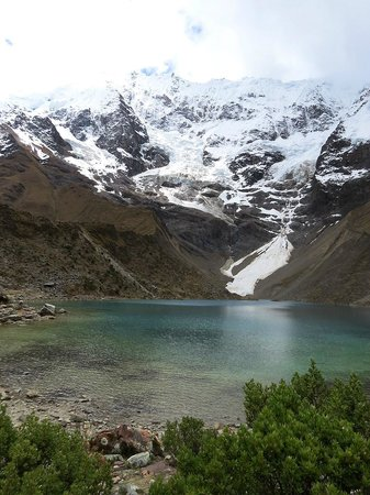 Salkantay Trail Peru: Salkantay Trekking with Enjoy Peru Holidays, Good Service, Good Food, Good Price