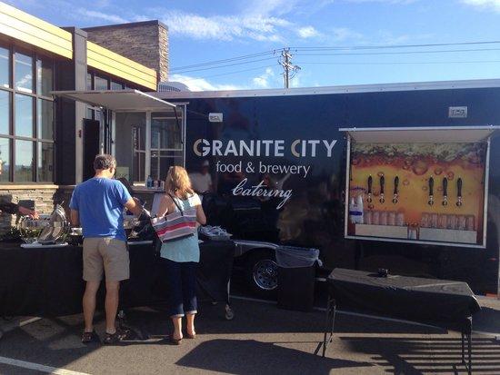 Granite City Catering Trailer Picture Of Granite City