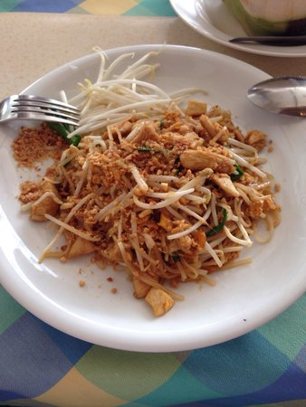 The Orchids Restaurant : Phad Thai kai @ THE Orchids! Best i have ever had.